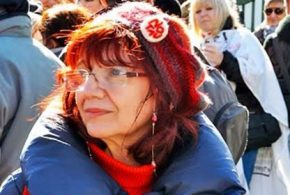 """Nicoletta a Roma per l'assemblea """"C'è chi dice no"""" + VIDEO"""