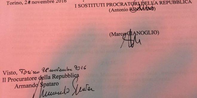 Il procuratore Spataro spiega perché Nicoletta è ancora libera e non va arrestata [documenti]