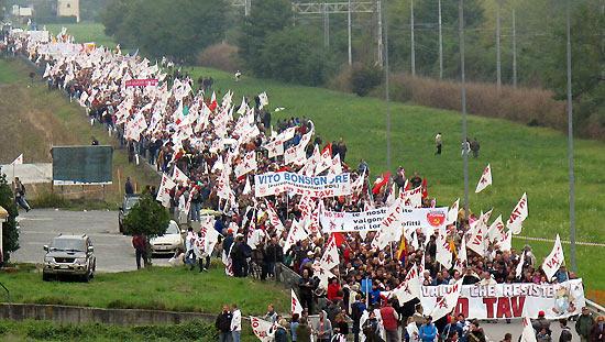 25 anni di movimento No Tav (senza Tav) VIDEO