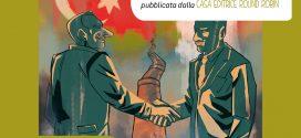 """Presentazione della grafic novel """"L'alleato Azero"""" (Gas e petrolio contro diritti umani) a cura del collettivo Re:Common e Claudia Giuliani"""