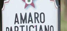 """17-18 marzo. """"Amaro Partigiano"""" presentazioni in Valle"""