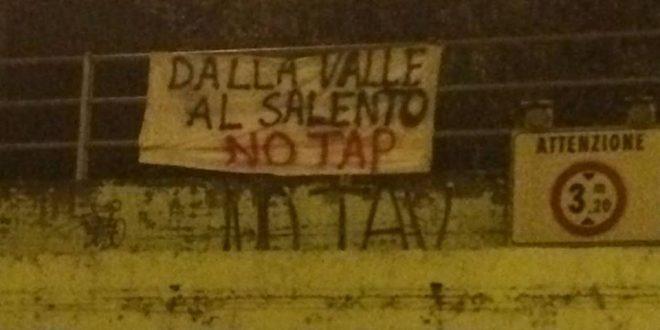 Solidarietà alle popolazioni in lotta contro il TAP