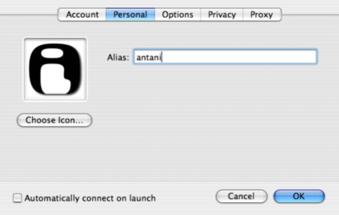 autistici org - Adium Jabber Configuration Howto (Mac OSX only)